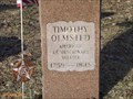 Image for Timothy Olmsted - Revolutionary War Soldier - Pheonix, N.Y.