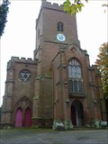 Image for Bell Tower, St James' Church, Hartlebury, Worcestershire, England