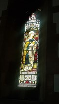 Image for Stained Glass Window - St Mary Magdalene & St Andrew - Ridlington, Rutland
