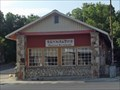 Image for Petrified Wood Service Station - Stephenville Downtown Historic District - Stehenville, TX