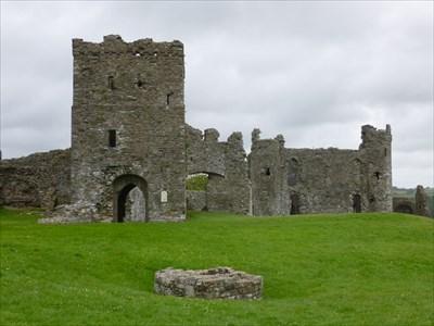 Upper Ward - Castell Llansteffan