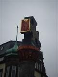Image for Sundial on the marketcross in Trier