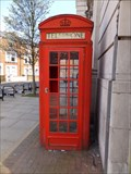 Image for Red Telephone Box - Fieldway Crescent, London, UK
