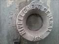 Image for Repère de nivellement cylindrique à découvrir au passage à niveau de Lillers
