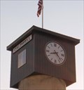 Image for Railyard Tower Clock  -  Caldwell, ID
