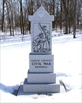 Image for Dodge County Civil War Memorial - Wasioja, MN