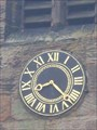 Image for Church Clock, All Saints' Church - Church Lawton, Stoke- on- Trent, Staffordshire.
