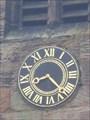 Image for Church Clock, All Saints' Church - Church Lawton, Stoke- on- Trent, Staffordshire.