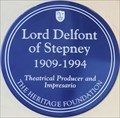Image for Lord Delfont of Stepney - Oxendon Street, London, UK