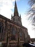 Image for Pioneering Solar Church - St Alkmunds, Shrewsbury, Great Britain.