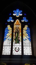 Image for Stained Glass Windows - St Paul - Gorsedd, Flintshire, Wales