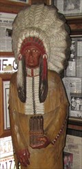 Image for Lambert's Cigar Indian - Sikeston, Missouri