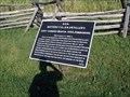 Image for 4th U.S. Artillery, Battery B Tablet - Sharpsburg, MD