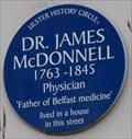 Image for Dr James McDonnell - Queen's Arcade, Belfast, UK