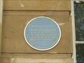 Image for Blue Plaque - Sir Arthur T. Harris Bt. G.C.B., O.B.E., A.F.C., LLD