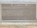 Image for Presbyterian Church 9/11 Memorial - Kingsville TX