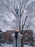Image for Maumee - Civil War Memorial Eternal Flame - Maumee,Ohio