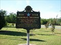 Image for Blue Star Memorial Highway-Richland, Georgia
