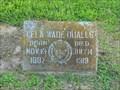 Image for Lela Wade Qualls - Masonic Cemetery - Gonzales, Texas