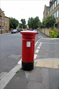 Image for Victorian Post Box - Stuart Road, London, UK