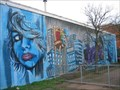 Image for Caldecote Street  Mural  -  Newport Pagnell , UK
