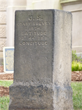 Image for U.S. Coast Survey stone - 1874 - Atlanta, GA, USA