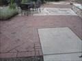 Image for Keenan Garden Terrace Brick Courtyard - WRMC - Fayetteville AR