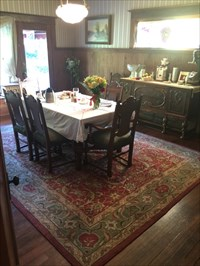 Dining Room, Chico, California