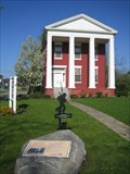Image for Underground Railroad - Bertie Hall, Fort Erie ON