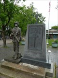 Image for Legion Cenotaph - Pine Falls MB