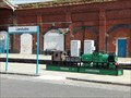 Image for Llandudno railway station - Wales. Great Britain.