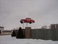Image for Old Car @ King's Concrete, Cedar Rapids Iowa