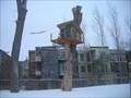 """Image for Maison """"Interdit aux adultes"""" au parc des Compagnons - Montréal, Québec"""