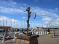 Image for Anchor - Arbroath Harbour, Angus.
