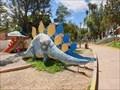 Image for Stegosaurus in Parque Bolivar - Sucre, Bolivia