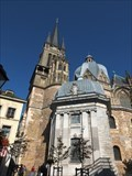 Image for OLDEST -- cathedral in northern Europe - Aachen, NRW