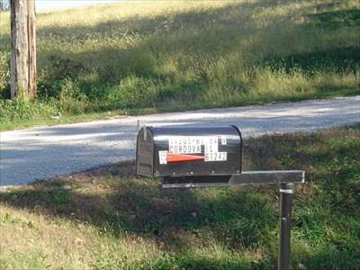 No pig mail box