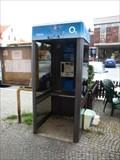 Image for Payphone / Telefonní automat  -  tr. J. P. Koubka , Blatná, okres Strakonice, CZ