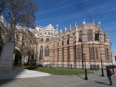 Henry VII Chapel - Westminster Abbey, Old Palace Yard, London