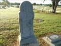 Image for Eliza B. Coleman - Oakdale Cemetery - Paden, OK