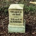 Image for Myriameterstein zieht die Blicke auf sich, Unkel, Rheinland-Pfalz, Germany