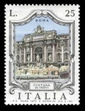 Image for Fontana di Trevi (Trevi Fountain) - Rome, Italy