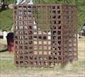 Image for McCamey Calaboose -- Santa Fe Park, McCamey TX