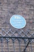 Image for Sherlock Holmes - London, England, UK