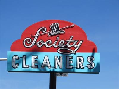 Society Cleaners, Las Vegas, Nevada