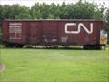 Image for Box Car CN550185 - Inglis MB