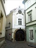 Image for Palác Pachtu z Rájova - Praha, Czech republic