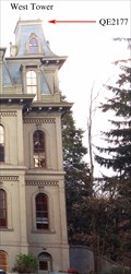 Image for QE2177 - EUGENE DEADY HALL WEST TOWER - University of Oregon
