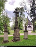Image for Sculptural group in Komenského sady / Sousoší v Komenského sadech - Frýdek-Místek (North Moravia)