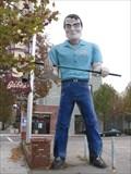 Image for Babe's Muffler Statue - San Jose, CA